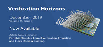 December 2019 Verification Horizons Newsletter is Out!