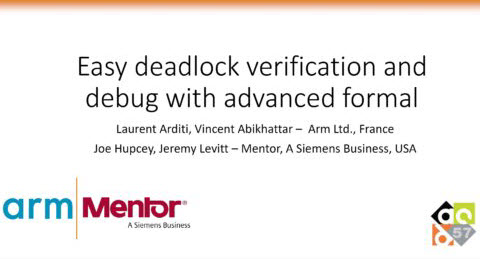 Easy Deadlock Verification and Debug with Advanced Formal