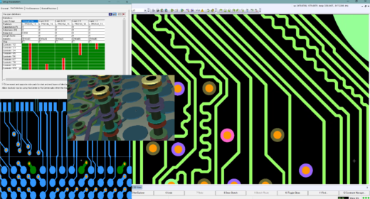 PCB Design Using Blind or Buried Vias Could Lower Fabrication Costs