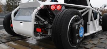 Wheel force transducer