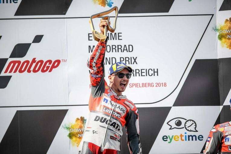 Ducati Corse MotoGP