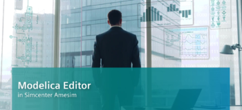 What's New in our Modelica Editor in Simcenter Amesim 2019.2