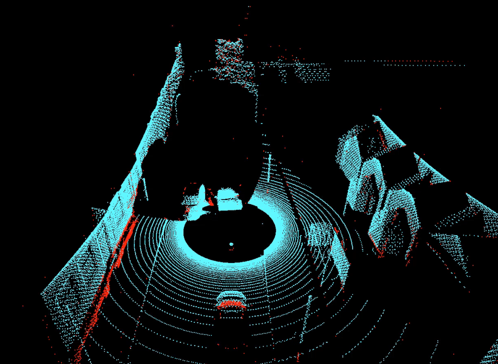 Beta of the physics based lidar plugin.