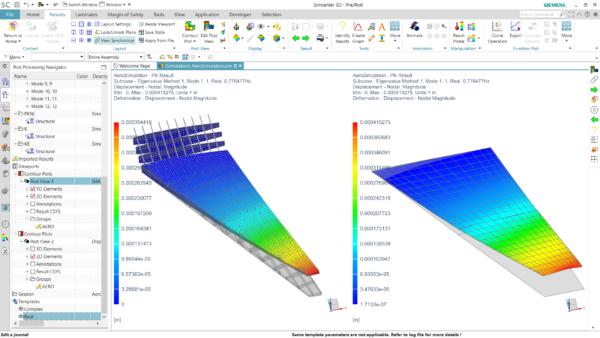 Simcenter 3D 2020.1: Ray Acoustics (Strahlenakustik)