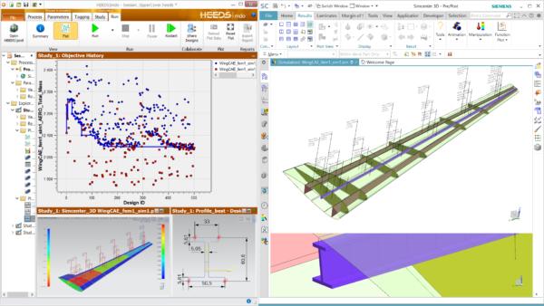 Simcenter 3D 2020.1: NVH-Composer