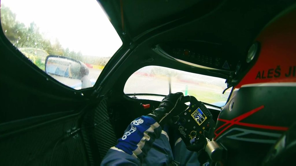 Praga cars is aiming to improve the interior sound quality of the racing cars and increase driver's comfort