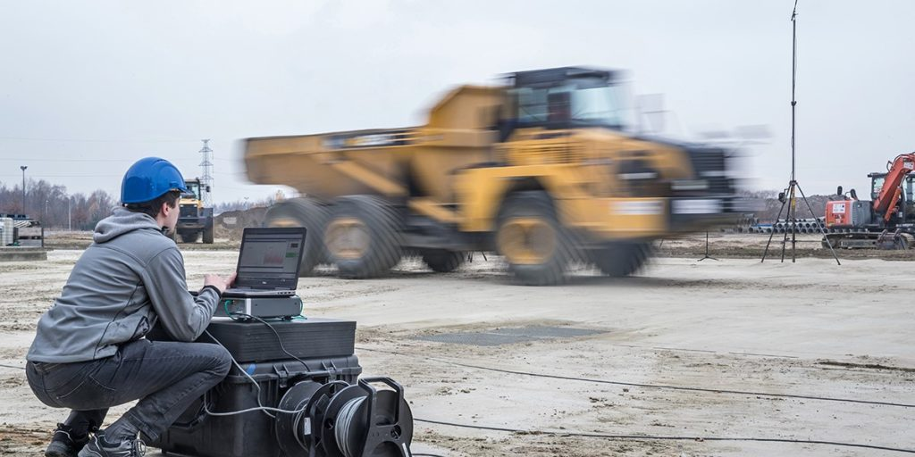 Reducing construction equipment noise levels