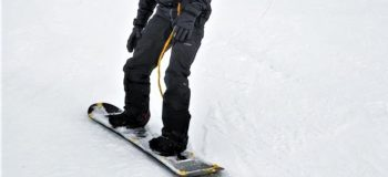 snowboard with Simcenter SCADAS XS