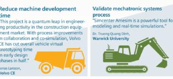 system simulation for heavy equipment product development improvement