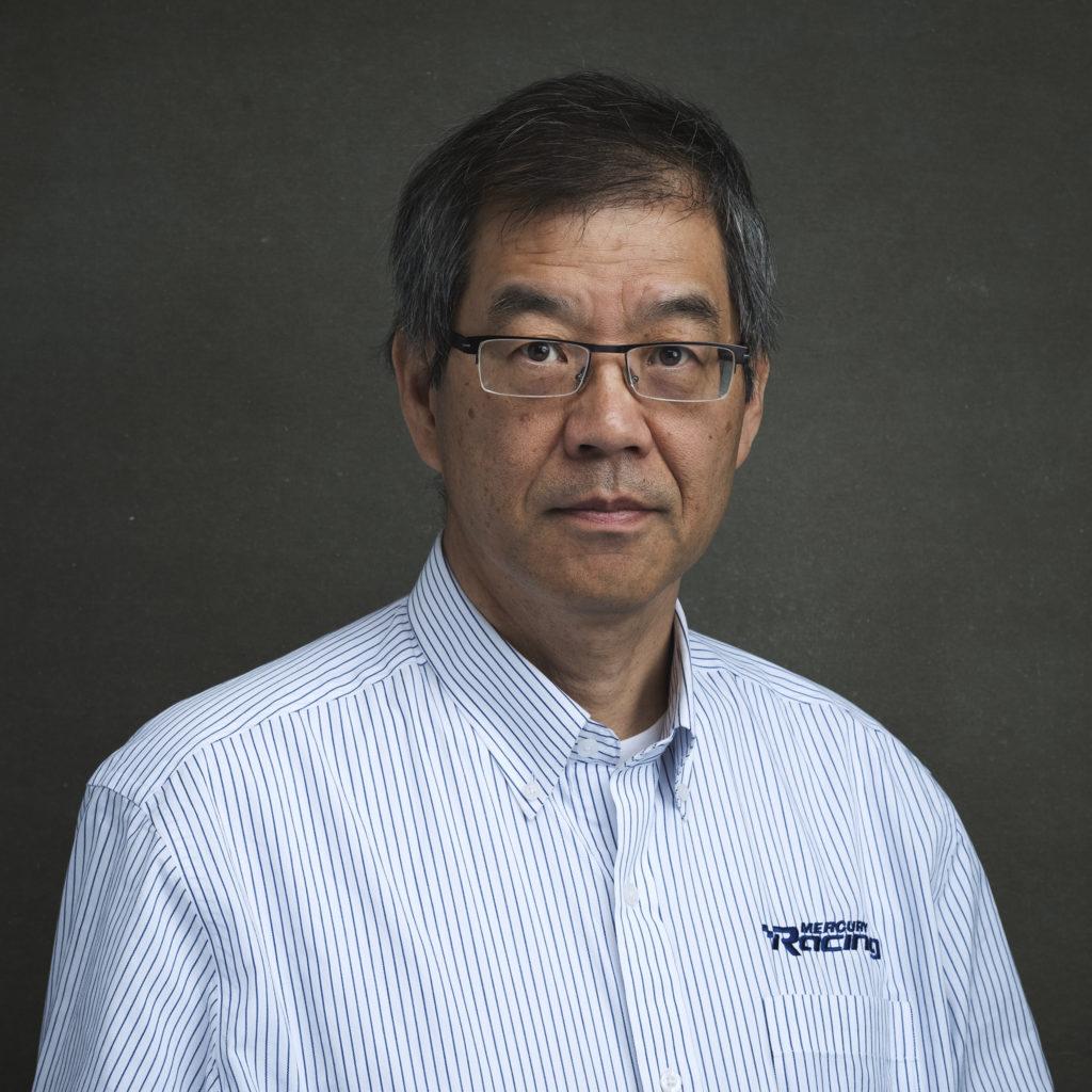 Simcenter FLOEFD Frontloading CFD Award runner-up - Hiro Yukioka