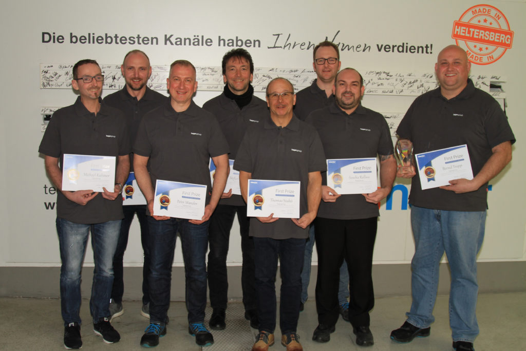 Simcenter FLOEFD Frontloading CFD Award winners - Hager Group