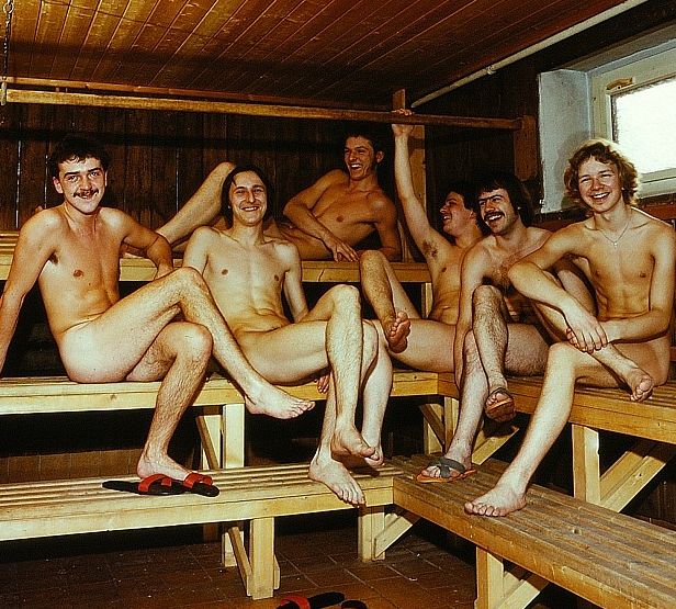 Male Sauna