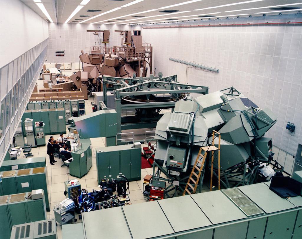 Apollo 13 simulators