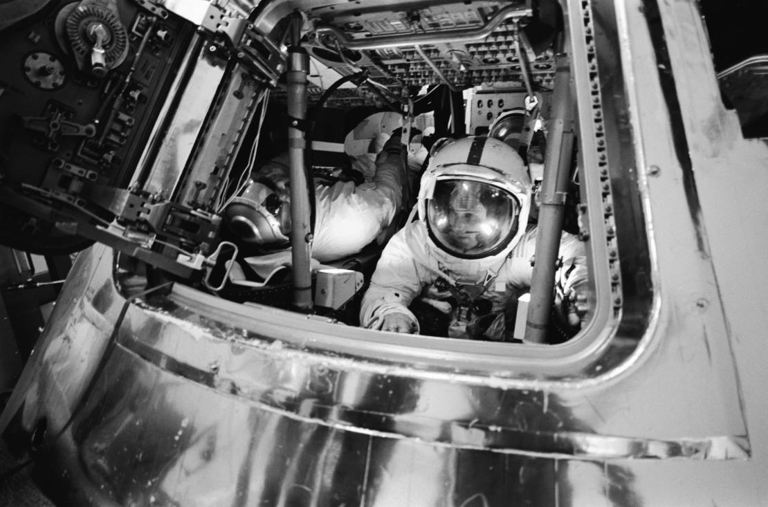 Apollo 13 simulator