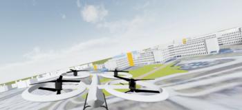 Autonomous urban air mobility