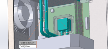 Using Water Cooling in Electronics Thermal Management