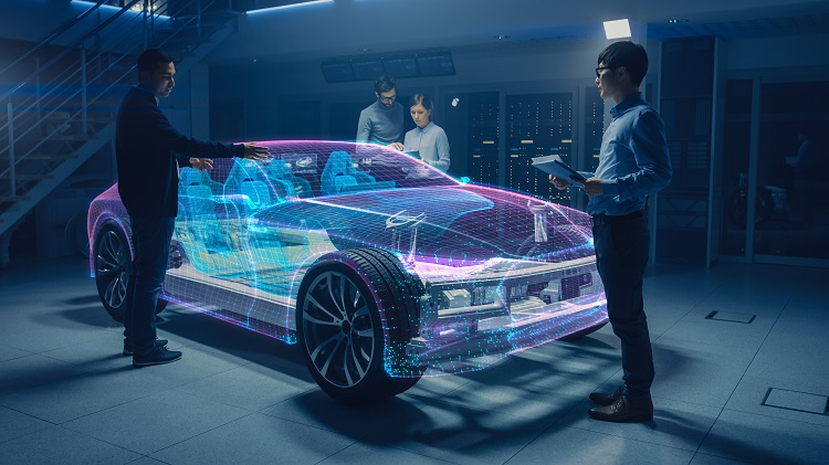 The Chengdu Multi-attribute Balancing lab will help design teams build their electric vehicles early in the design process and boost performance