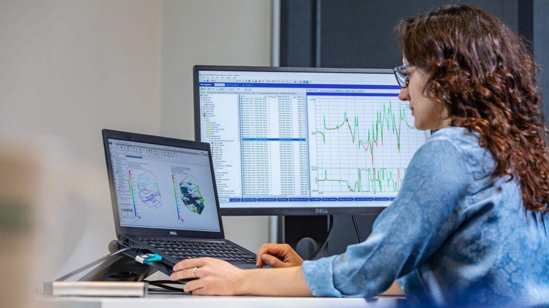 Simcenter Testlab, engineer software
