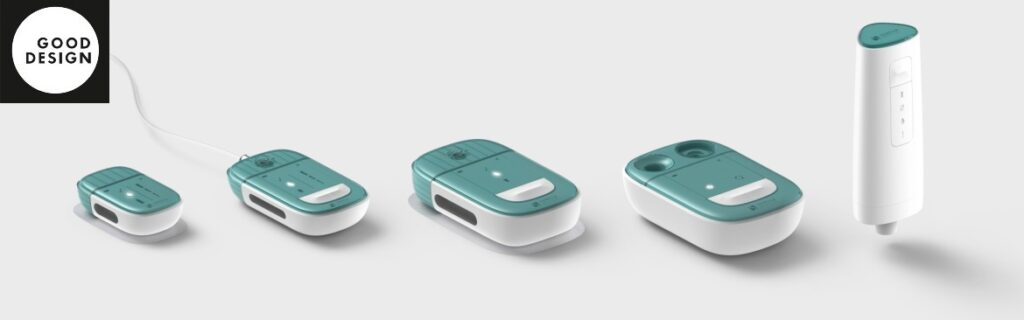 Wearable micro-pumps from Sensile Medical (Source: www.sensile-medical.com)
