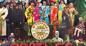 St Pepper's Lonely Hearts Club Band cover art