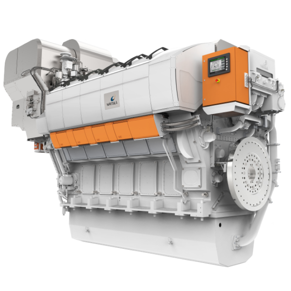 Wärtsilä 31 is recognised by Guinness World Records as the world's most efficient 4-stroke diesel engine