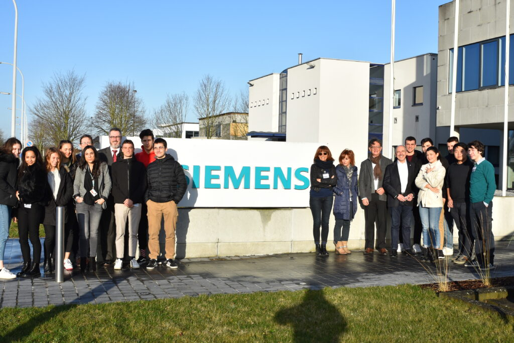 World Youth Skills Day - Meeting the team at Siemens Leuven