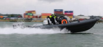 diesel outboard motor from cox marine
