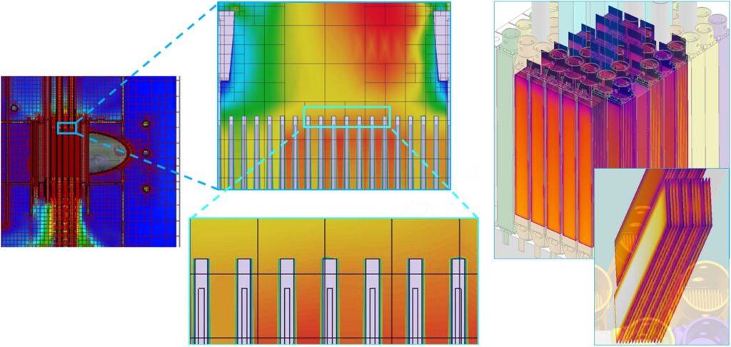 core fuel plates Smart Cells