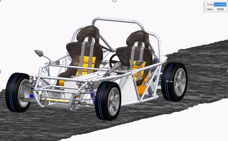 Efficiently optimize vehicle durability with virtual durability tests