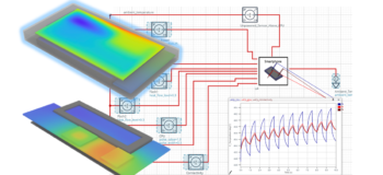Simcenter Flotherm 2020.1 release new features includes VHDL-AMS Thermal Netlists and other reduced order modeling enhancments