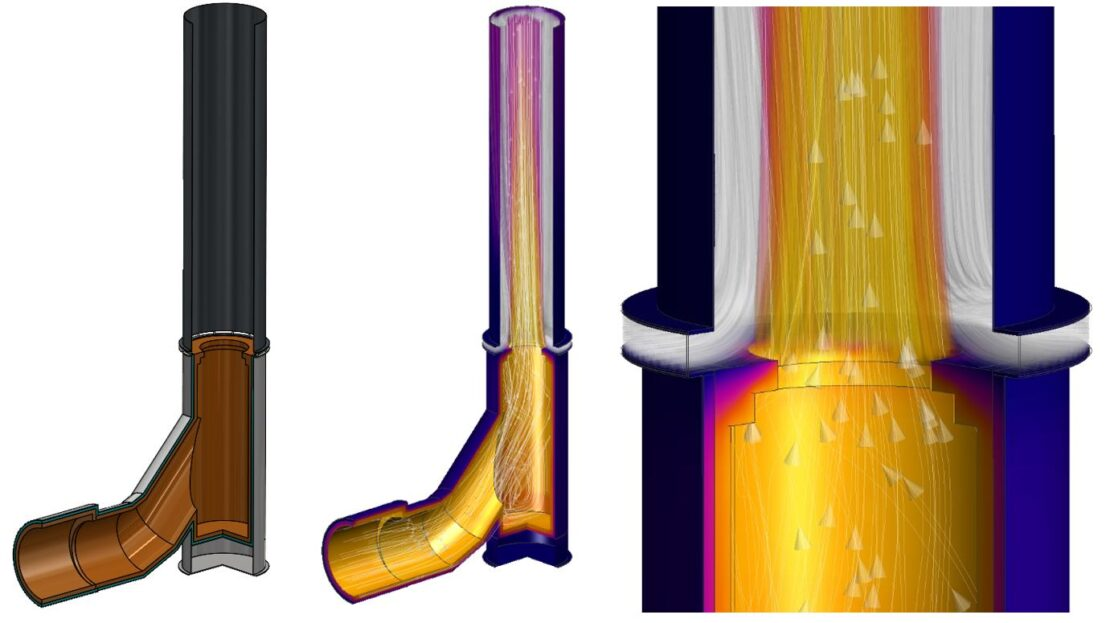 Simcenter FLOEFD Designer Stack optimisation Example