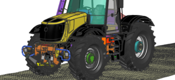 Efficiently Optimize Vehicle Durability With Virtual Tests Using Internal Loads