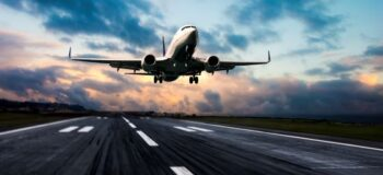 How can the industry help reduce aircraft noise pollution?