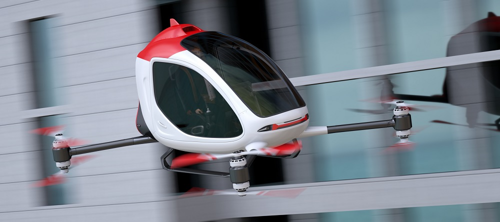 Propulsion electrification has become an enabler of urban air mobility