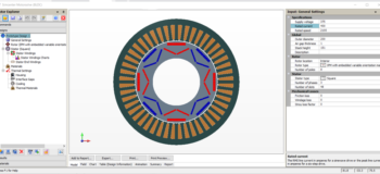 Using Drive Cycles in Motor Design Software