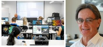 Jan Leuridan's vision about educating the next engineers' generation with testing and simulation