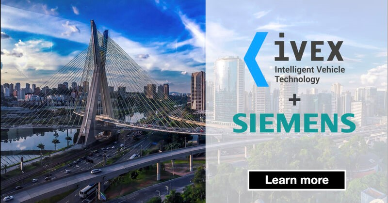 Siemens partners with IVEX on assessing automated driving systems.