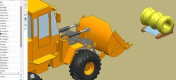 Heavy Equipment durability Simcneter 3d