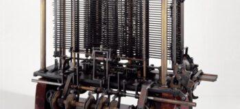 Analytical Engine - Babbage