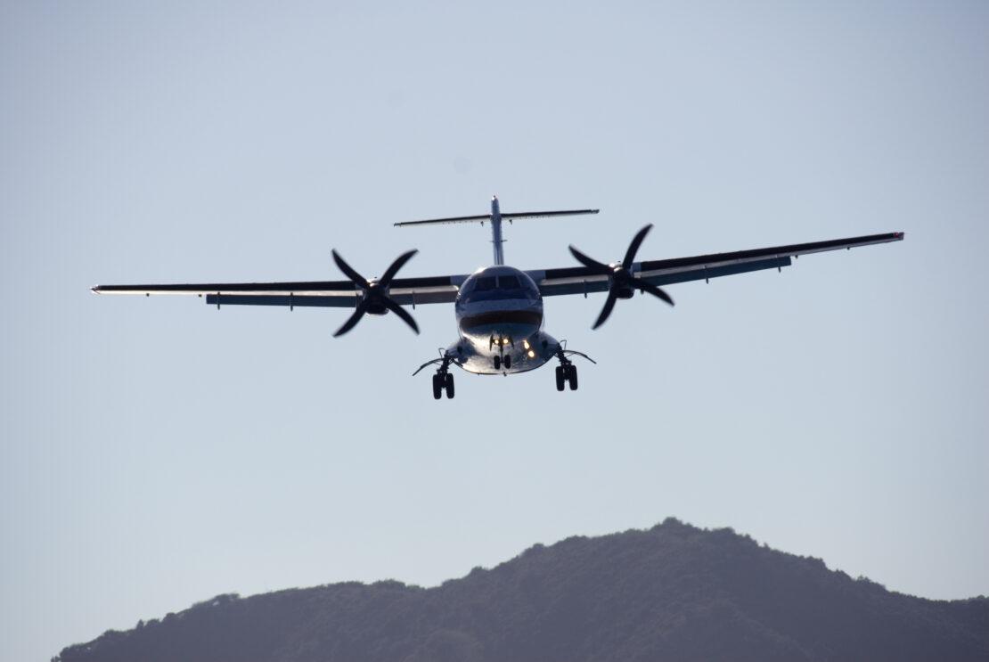 regional aircraft turboprop simulation speed-up