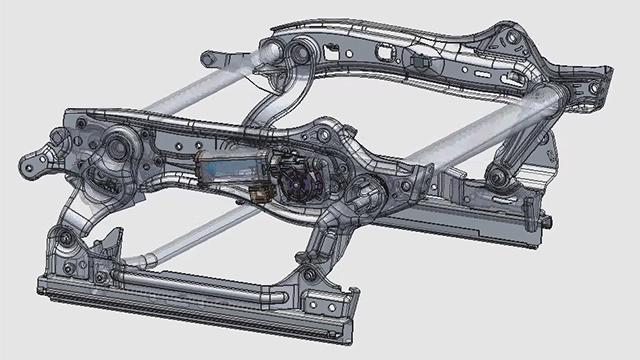Image of seat model