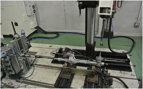 Image of test bench