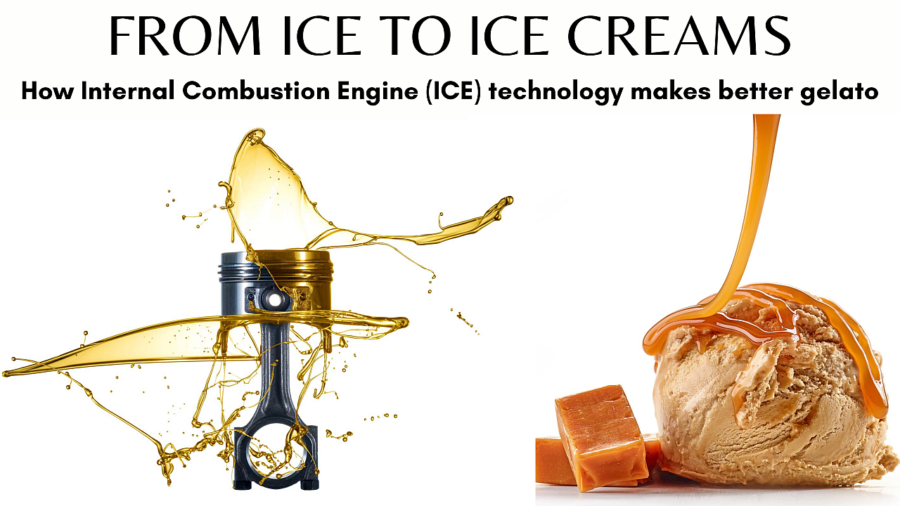From ICE to Ice Creams