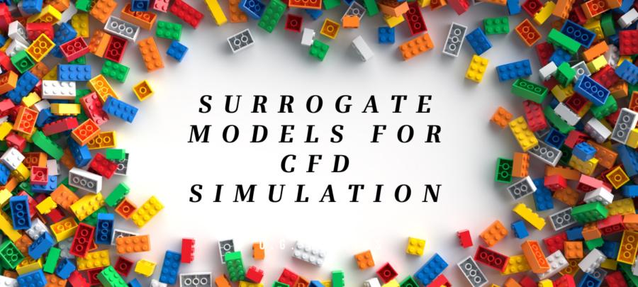 Surrogate model for CFD simulation
