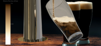 Serving a perfect Guinness - the CFD way
