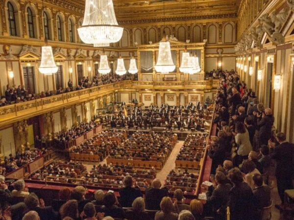 The Vienna Musikverein: reference for spatial acoustics