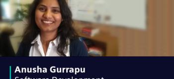 International Women's Day - Anusha Gurrapu