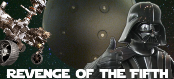 Attention Jedi lackeys, today is Revenge of the Fifth!