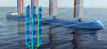 Cape Horn Engineering use marine CFD simulation to optimize cutting edge vessels