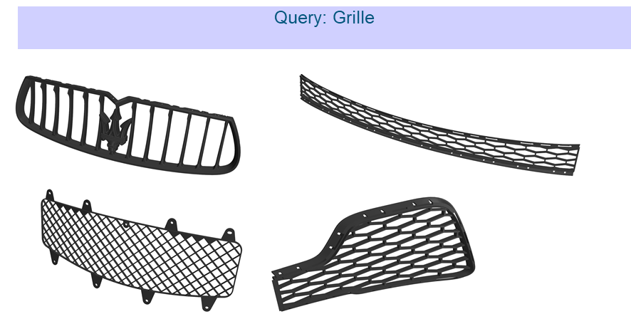 Querying for grille or not a grille